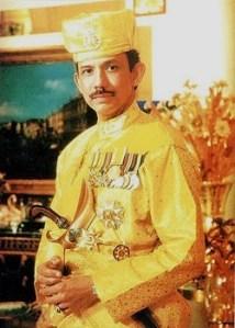 Sultan Hassanal Bolkiah, salah seorang raja keturunan Minang